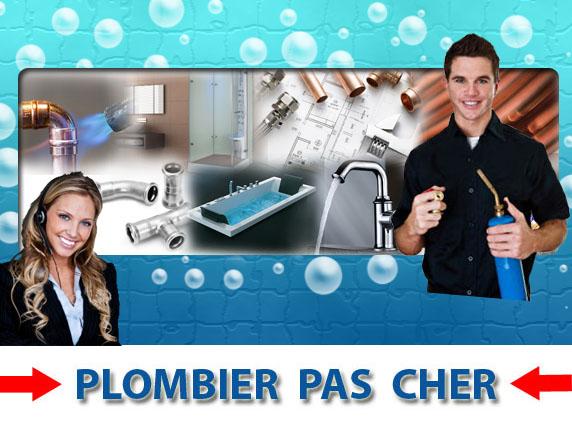Fuite Tuyauterie Bouffemont 95570