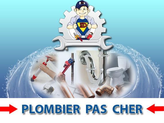 Fuite Tuyauterie Montsoult 95560